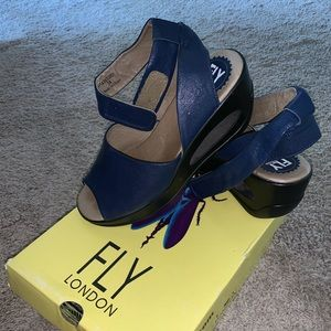 Fly London shoes size 8